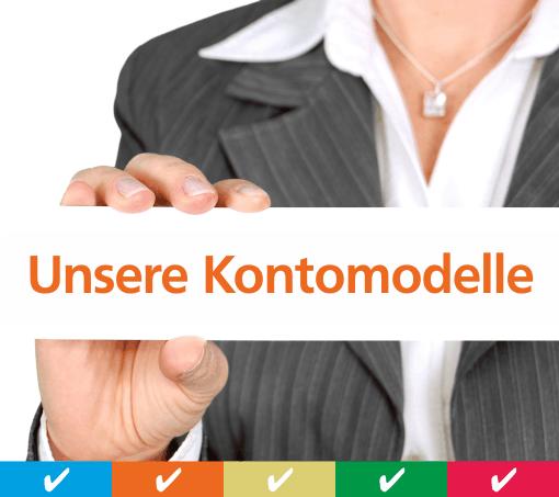 Kontomodelle der Leipziger Volksbank