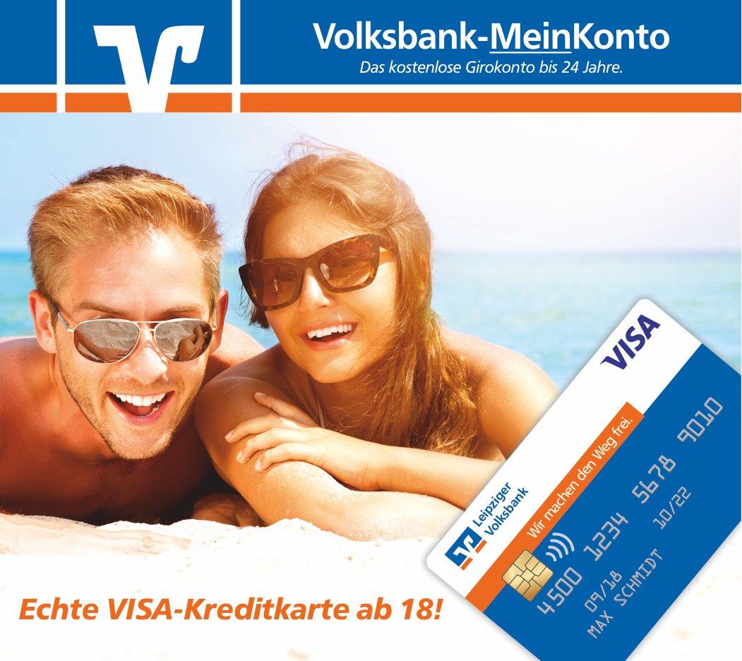 Das kostenlose Volksbank-MeinKonto
